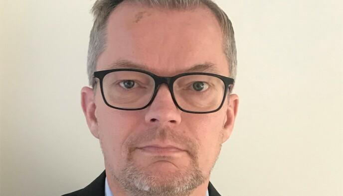 ILLE: Geir Grindland, daglig leder i InkassoPartner, tror det kommer en smell etter sommeren.
