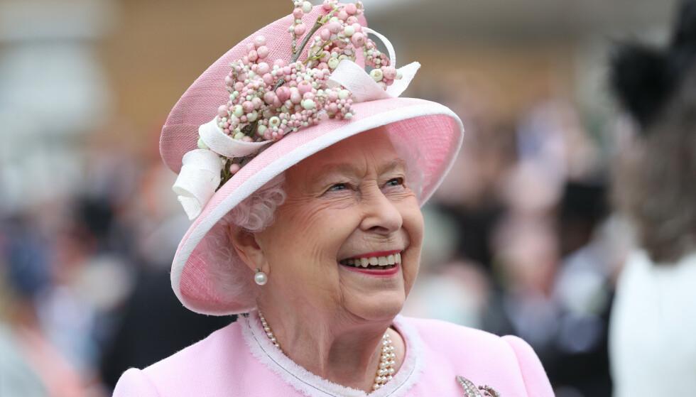 FIKK UNNTAK: Dronning Elizabeth fikk gjennom et unntak fra en ny lov for å skjule sin private formue. Foto: NTB