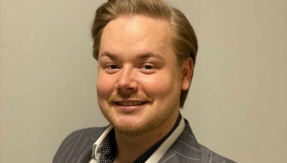 EIER: Marius Heitmann er daglig leder og eier av Fresh. Foto: Privat
