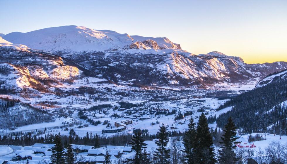 KLARE: Hemsedal kommune er blant de som er klare for vinterferiegjestene. Foto: Halvard Alvik / NTB
