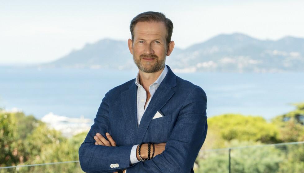 Riviera Broker: Frederick Lillo er ansvarlig for salget av Sean Connerys tidligere feriepalass. Foto: Knight Frank