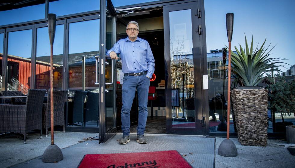 NYSTARTA: Siden oktober 2018 har Kristiansen kunnet ønske kunder velkommen til restauranten på Storo, men coronapandemien har gitt den nystartede kjeden store utfordringer. Foto: Bjørn Langsem / Dagbladet