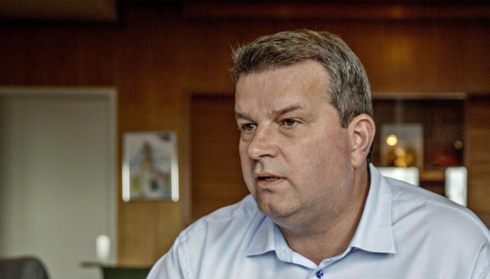 KRAV KLARE: LO har spikret kravene i forkant av årets lønnsoppgjør. Foto: Jørn H. Moen