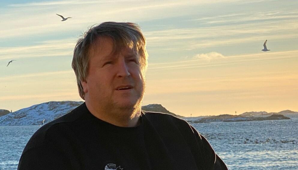 SLITER LITT: Daglig leder Torbjørn Eide i fiskeriforedlingsgiganten Jangaard Export fikk en søker som ikke ville stå opp om morgenen og en annen som bare ville jobbe helg. Foto: Privat