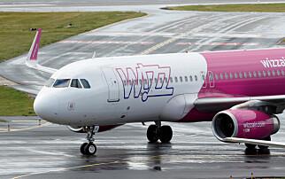 Wizz Air stevner Agder fylkeskommune