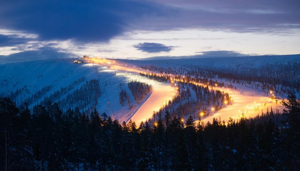 SÄLEN: Skianlegget til Skistar i Sälen. Foto: Skistar