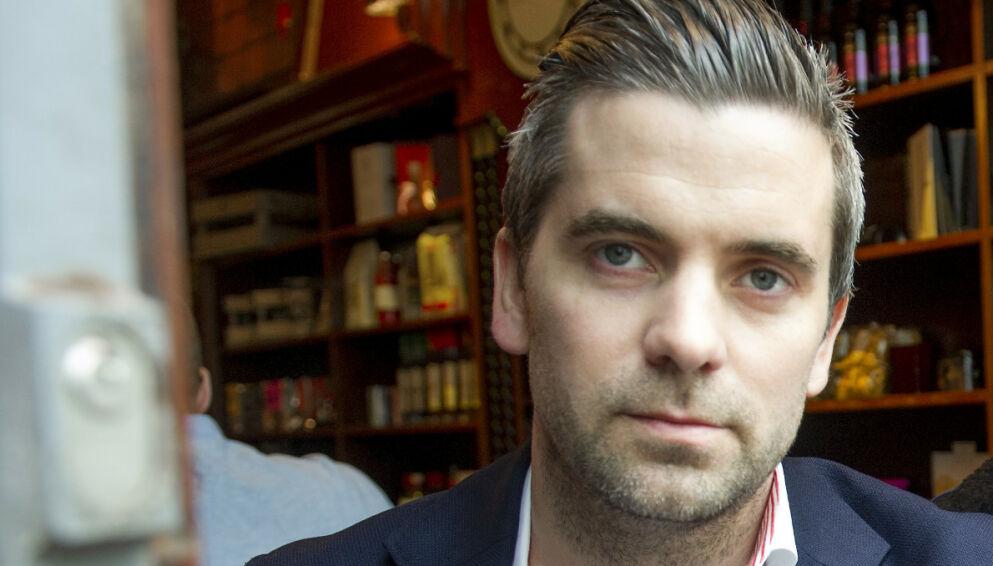 DØMT: Fem års fengsel ble dommen etter at eiendomsinvestor Eirik Hofstad innrømmet bedragerier for over 120 millioner kroner. Foto: Marit Hommedal / NTB