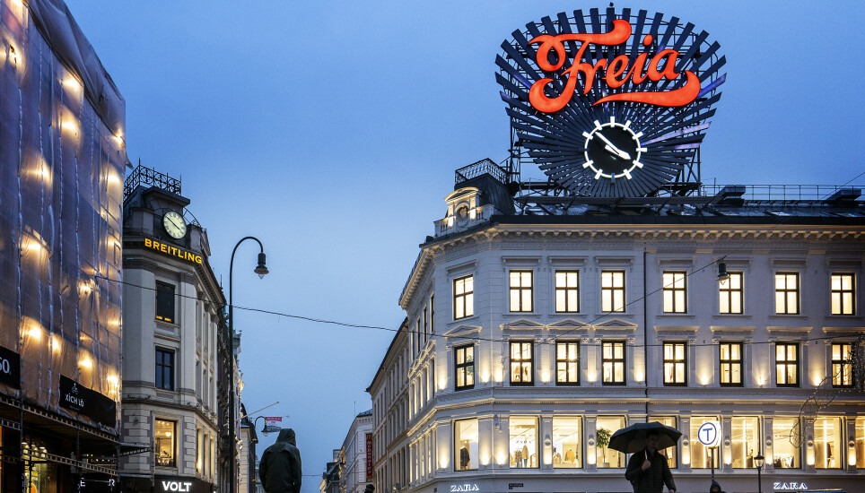- DESPERAT SITUASJON: Oslo Handelsstands Forening (OHF) vil ha gjenåpning av butikker og restauranter i Oslo. Foto: Hans Arne Vedlog / Dagbladet