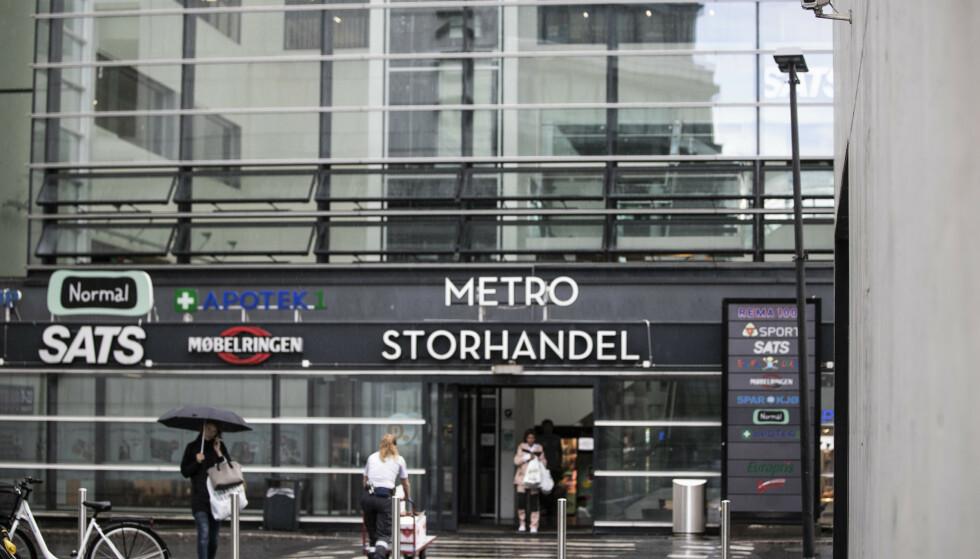 MANGE FRUSTRERTE: Senterleder ved Metro i Lørenskog forteller at mange er frustrerte og at arbeidsplasser står på spill. Foto: Foto: Trond Reidar Teigen / NTB