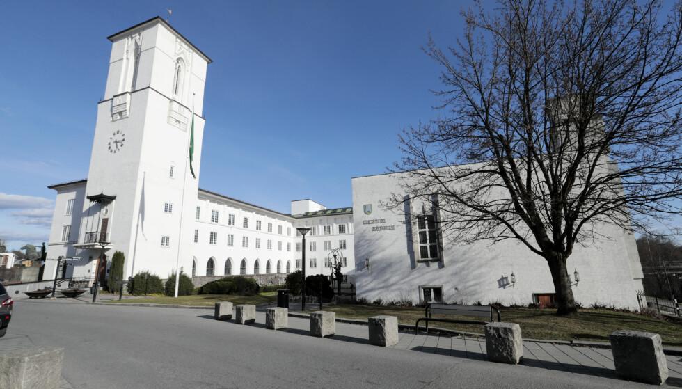KRAFTIG ØKNING: Det siste døgnet er det registrert 35 smittetilfeller i Bærum. Foto: Lise Åserud / NTB