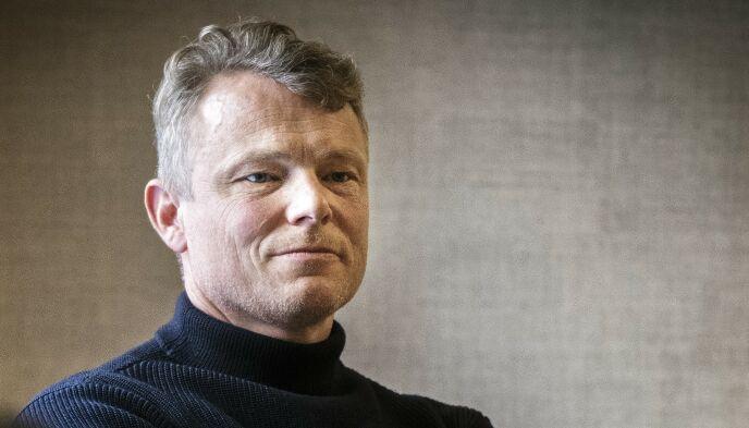 UNFAIR: Lars Mamen i Fair Play Bygg er bekymret for at boforholdene for bygningsarbeidere gir smittepress også på byggeplasser som er flinke til å følge regelverket. Håvard Sæbø, LO-media