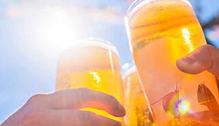 Image: Enorm vekst i alkoholsalget