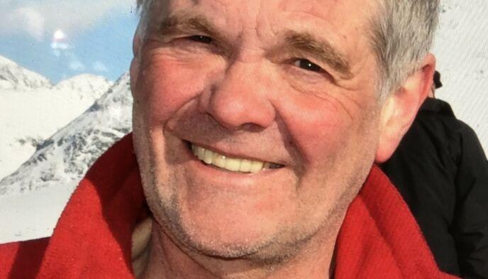 TUNGT HJERTE: Christian Sulheim ved Leirvassbu turisthytta, sier at det er med tungt hjerte de stenger hytta i vintersesongen. Foto: Privat
