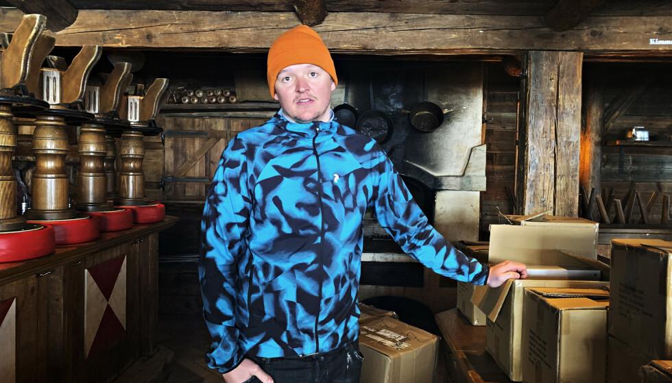 FIKK SKYLDA: Bernhard Zangerl mener det er feil at afterski-baren hans Kitzloch fikk så mye av skylda for coronavirusets spredning i Europa sist vinter. Foto: Marthe S. Lien / Dagbladet