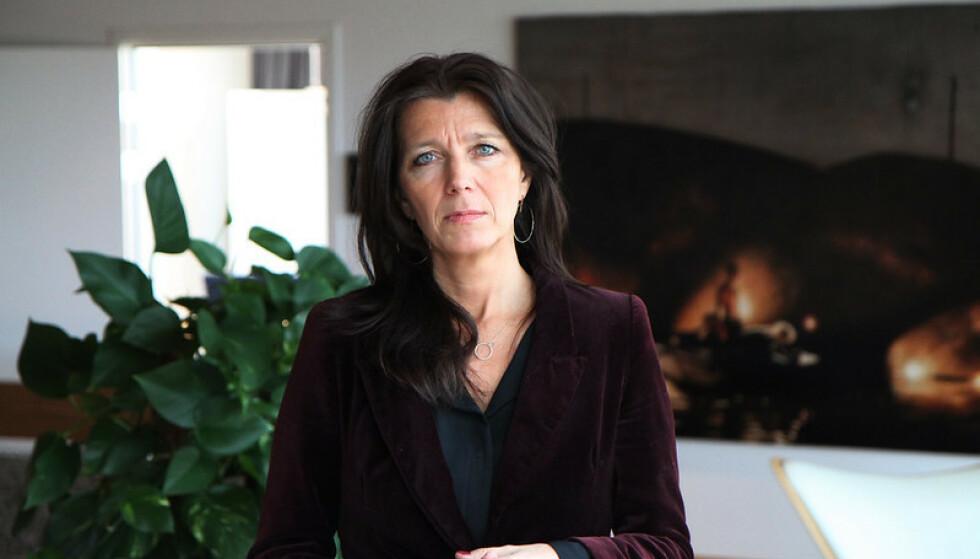 - INTERESSANT FUNN: Administrerende direktør i NHO Service og Handel, Anne-Cecilie Kaltenborn. Foto: NHO Service og Handel