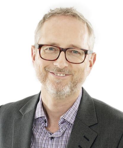 VIL HJELPE BEDRIFTER: Tidligere SV-politiker, nå leder for Norad, Bård Vegar Solhjell ønsker at norske bedrifter skal investere og etablere seg i utviklingsland. Foto: Tanya Wallin