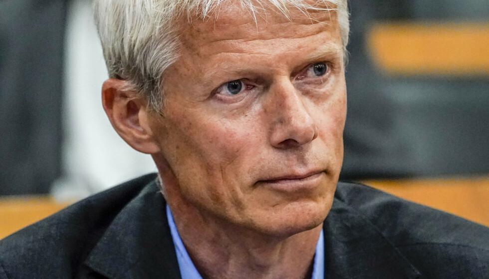 HOPP: Nav-sjef Hans Christian Holte sier at det kan ventes tydelige utslag på ledighetsstatistikken allerede neste uke. Foto: NTB