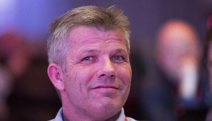 REFS: Ap-nestleder Bjørnar Skjæran mener regjeringen bortforklarer kritiske eksporttall. Foto: Terje Pedersen / NTB