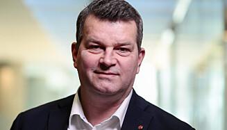 Han-Christian Gabrielsen ble bare 53 år gammel. Da hadde han vært LO-leder siden 2017.