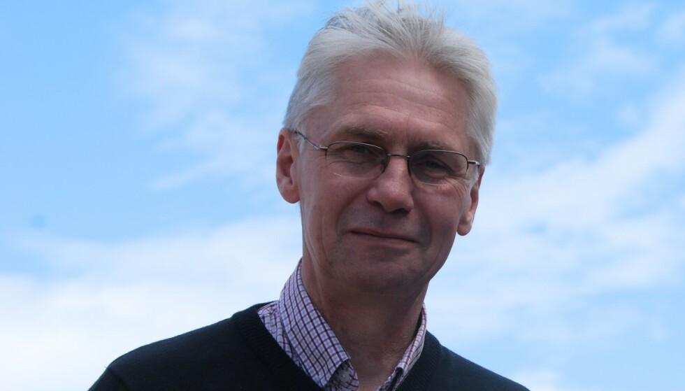 ORDFØRER: Erik Sletten, ordfører i Trysil, forteller at kommunen sliter. Foto: Privat