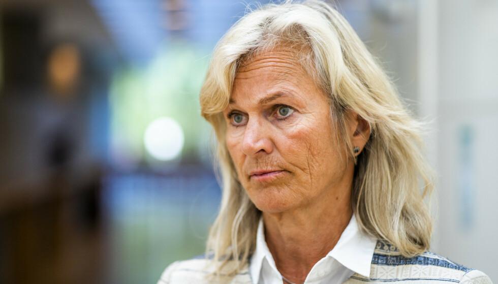 Kristin Krohn Devold er direktør i NHO Reiseliv. Foto: Håkon Mosvold Larsen / NTB