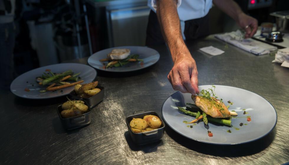 Mer enn hver tredje jobb ble borte i overnatting og servering fra februar i fjor til februar i år, viser nye SSB-tall. Foto: Berit Roald / NTB