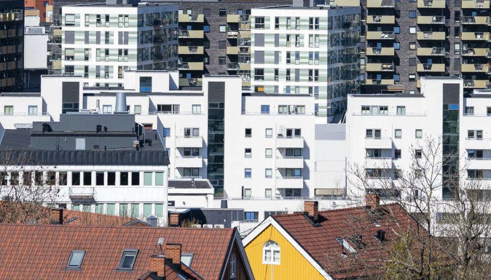 Det blir mer å velge i for folk som skal kjøpe ny bolig, særlig i Oslo, tror meglerne. Foto: Håkon Mosvold Larsen / NTB