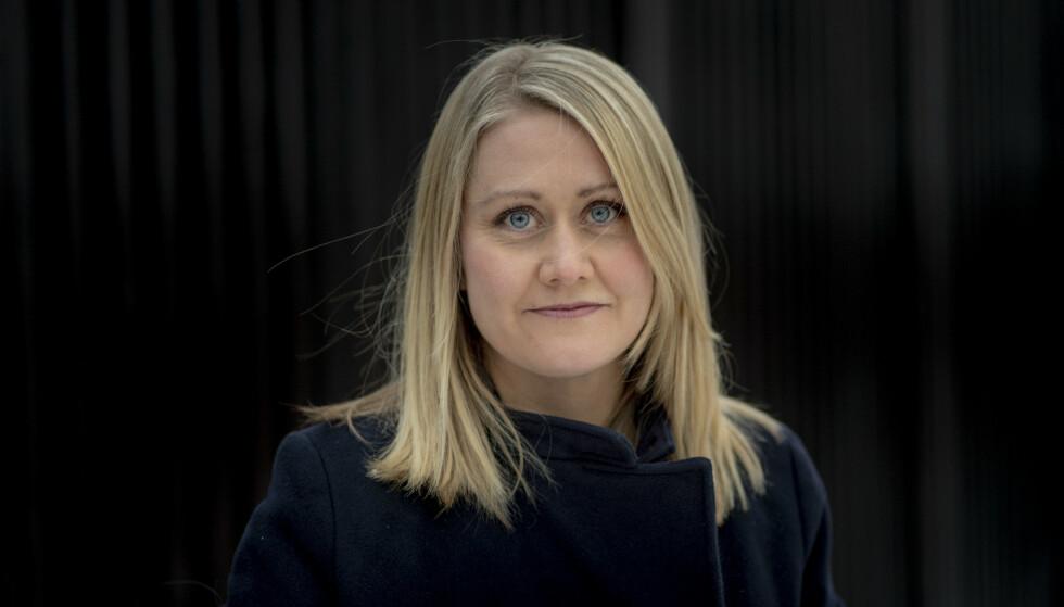 FRUSTRASJON: Astrid Bergmål leder Virke Reise. Hun forteller om daglige telefoner fra frusterte medlemmer. Foto: Heiko Junge / NTB