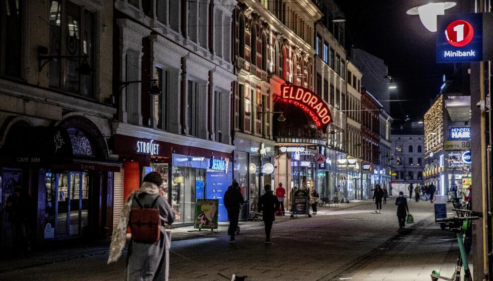 ØKT NETTHANDEL: Som følge av stengte butikker, har netthandelen skutt i været. Nettgigant advarer om den dystre baksiden. Foto: Nina Hansen / Dagbladet
