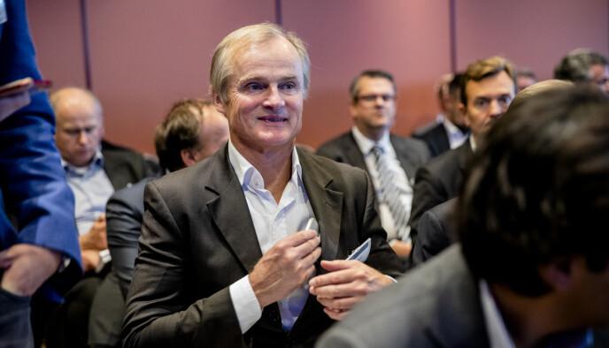 PRIVAT INVESTERING: Øystein Stray Spetalen regnes som en av Norges rikeste. Nå har han kjøpt luksushytte på Norefjell. Foto: Stian Lysberg Solum / NTB
