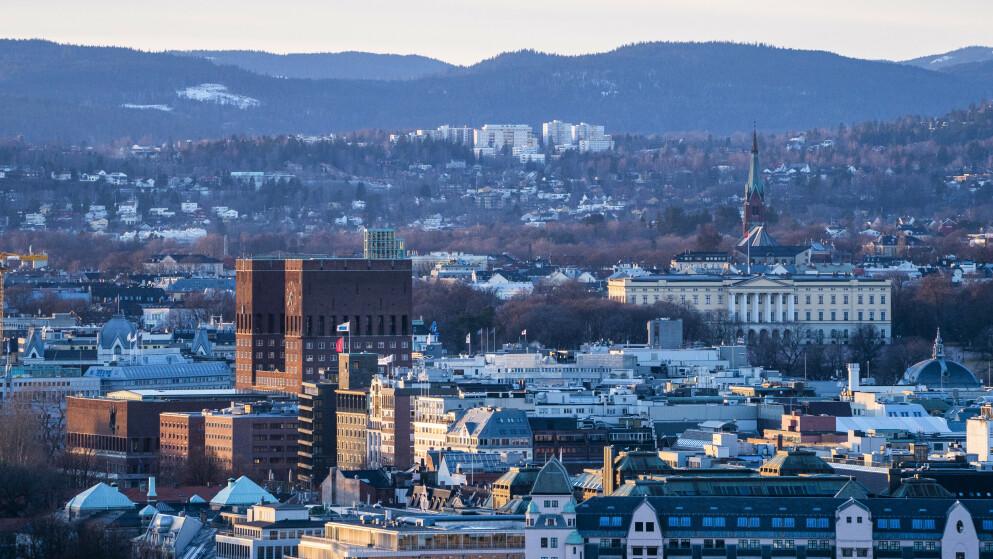 Obos melder om prisfall i Oslo for første gang på elleve måneder. Foto: Håkon Mosvold Larsen / NTB