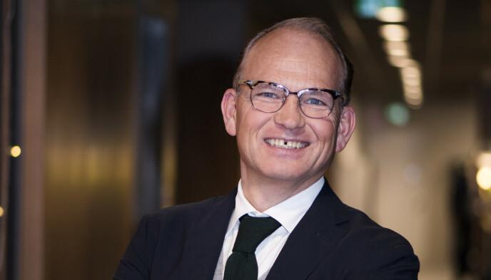 TØFT MARKED: Torgeir Silseth, administrerende direktør i Nordic Choice Hotels, melder om ekstremt lave besøkstall på sine hoteller i Norge. Foto: Choice Hotels.