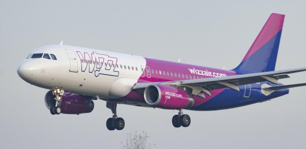 RYDDESJAU: Da coronapandemien traff flybransjen for et år siden, la Wizz Air en plan om å luke ut råtne epler blant pilotene, ifølge et lydopptak som er lekket fra det som skal være et internt digitalt møte. Foto: Nik Oiko/SOPA Images/Shutterstock