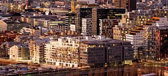 Bolignedtur for Oslo