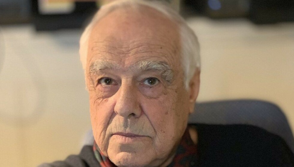 DØD: Sir Richard Sutton døde i sitt hjem i Dorset i Storbritannia onsdag kveld. Politiet har satt i gang drapsetterforskning. Foto: Privat