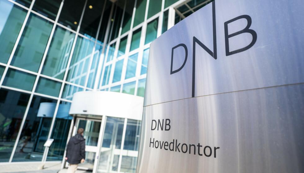 DNB ønsker å kjøpe alle aksjene i Sbanken for 11,1 milliarder kroner. Foto: Håkon Mosvold Larsen / NTB