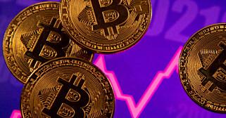 Image: Bitcoin-prisen stuper