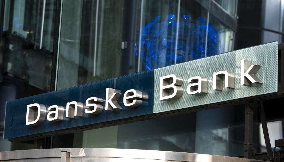Toppsjef Chris Vogelzang er ferdig i Danske Bank. Foto: Annika Byrde / NTB