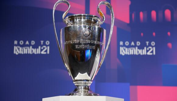 UVISS FREMTID: Det gjenstår å se hva som skjer med Champions League i fremtiden. Reuters/UEFA/Handout