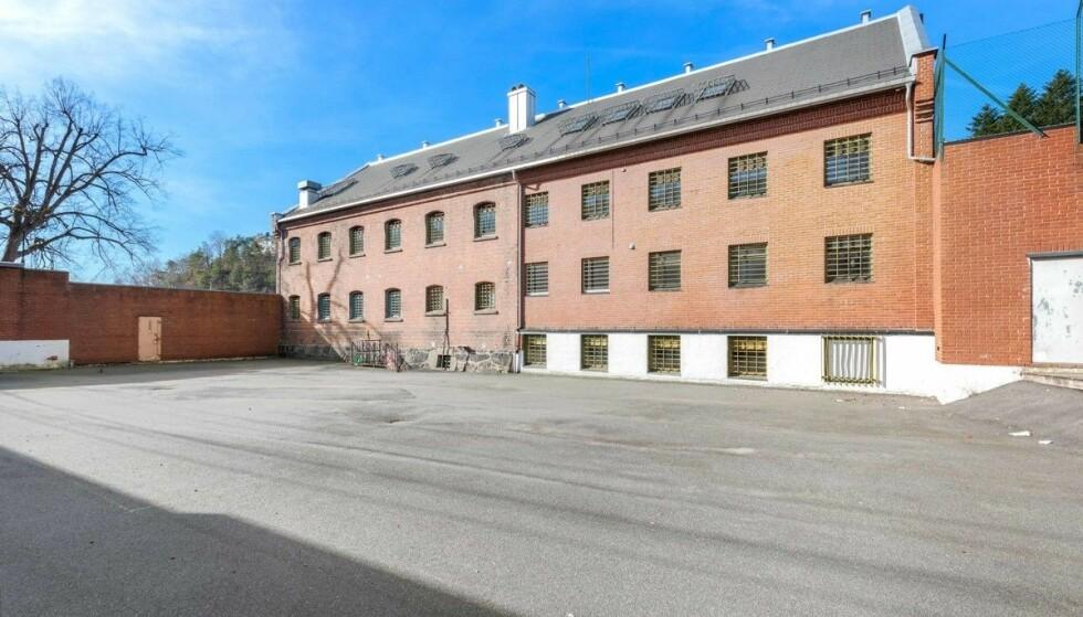 LUFTEGÅRD I LUKKET AVDELING: Arendal fengsel hadde drift helt fram til i fjor. Foto: Vidar Godtfredsen