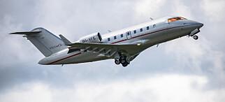 Flykter i privatfly: - Overrasker ingen