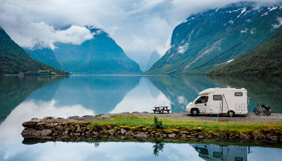 FERIE: Norge kan komme til å oppleve en boom i turistnæringen når restriksjoner fjernes og flere blir vaksinert, ifølge en ny undersøkelse. FOTO: Shutterstock / NTB