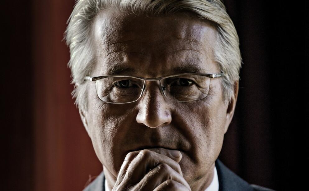GÅR HARDT UT: Tidligere Oslo-ordfører Fabian Stang (H) går hardt ut mot Obos. Foto: Jørn H. Moen / Dagbladet