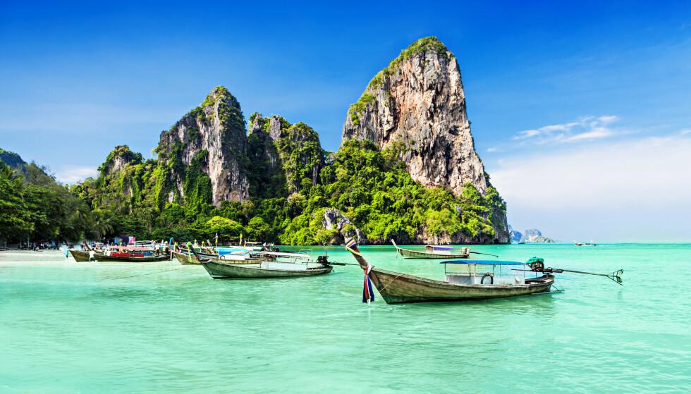 AVVISER FLYKNINGER: Luftfartsmyndighetene i Thailand avviser at rike indere har fått lande privaflyene sine på thailandsk jord. Foto: Saiko3p / Shutterstock / NTB