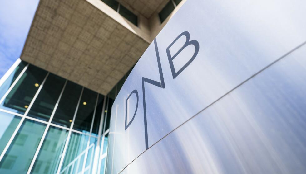 BRUDD: Finanstilsynet gir DNB en smekk på 400 millioner kroner for brudd på hvitvaskingsloven. Foto: Håkon Mosvold Larsen / NTB