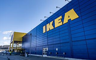Ikea-sjef slutter