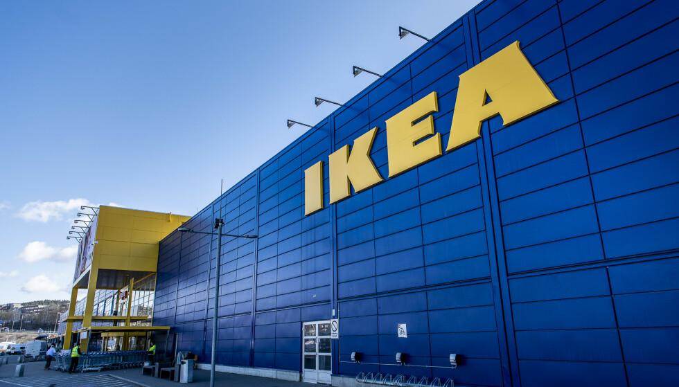 FÅR NY SJEF: Ikea Norge-sjef Clare Rodgers slutter i jobben. Foto: Lars Eivind Bones / Dagbladet