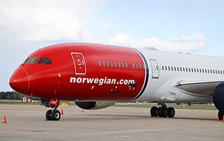 Norwegian-datter begjærer seg konkurs