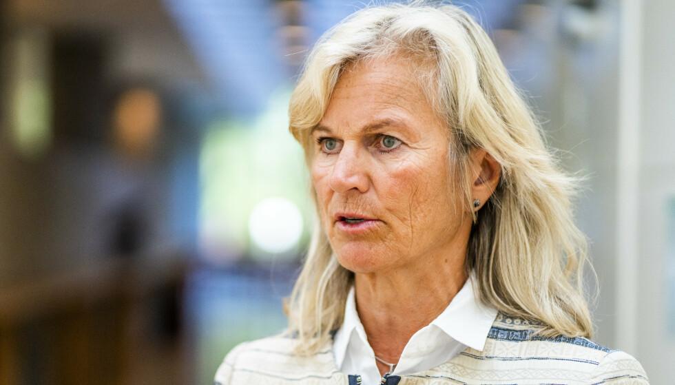 REAGERER: Kristin Krohn Devold som er direktør i NHO Reiseliv, reagerer sterkt på dagens nyheter fra byrådet i Oslo. Foto: Håkon Mosvold Larsen / NTB