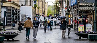 Advarer Oslo-folk